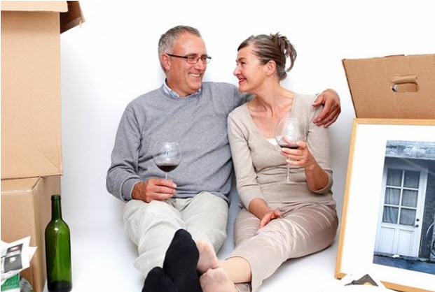 empty nest home sellers